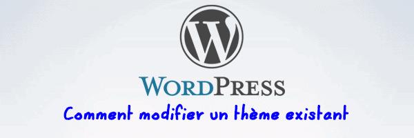 WordPress: Création d'un Thème Enfant